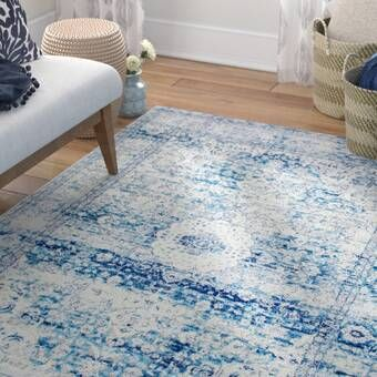 Neuilly Oriental Blue Green Area Rug Blue Area Rugs Area Rugs Yellow Area Rugs