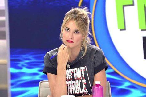 """Alba Carrillo a Courtois: """"Tienes la bragueta muy suelta"""" - magazinespain.com"""