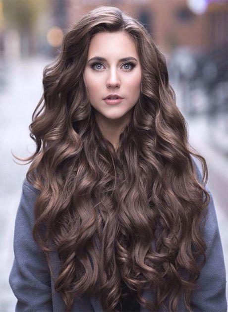 Super Long Big Hair 2018 Ideas For Fashion Long Hair Styles Hair Styles Long Curly Hair