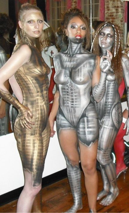 Body Painting Show >> Pinterest