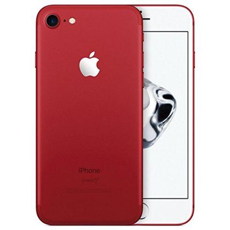 Apple Iphone 7 128gb Red Mprl2ql A Iphone 7 Iphone Y Fundas