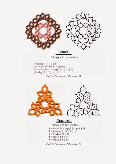Tatting Lessons for Beginners - Irina Astratenko  05e536c3983