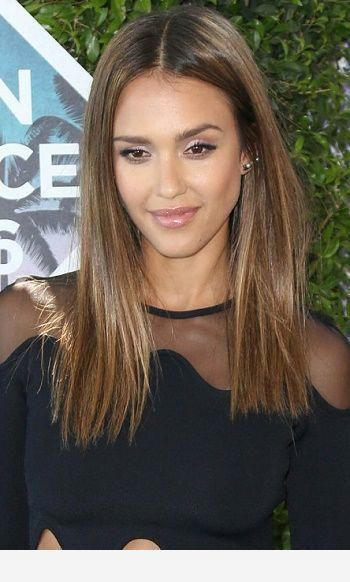 I Love This Actress Jessica Alba Hair Hair Styles Hair Color