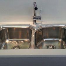 Oliveri Australian Made Nu-Petite Double Bowl Undermount Sink ...