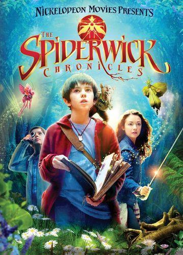 The Spiderwick Chronicles [DVD] [2008] - Best Buy