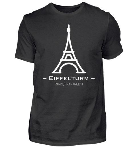 Eiffelturm Paris Frankreich T-Shirt