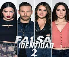 Falsa Identidad 2 Capitulo 61 Miercoles 30 De Diciembre Identidad Novelas Telenovela