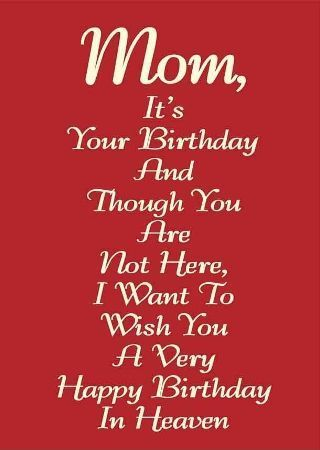 Happy Birthday To My Mom In Heaven Quotes : happy, birthday, heaven, quotes, Happy, Birthday, Heaven, Quotes, Poems, Wishes, Images, Peace…, Heaven,, Quotes,