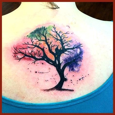 64 Best Ideas For Tattoo Watercolor Tree Of Life Informationen Zu