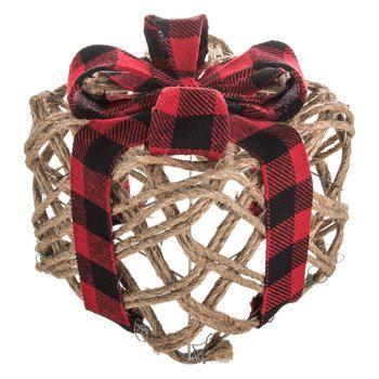 Jute String Gift Box Decor Small Hobby Lobby 5380290 Forever