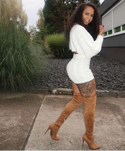 Cotton Skirt set
