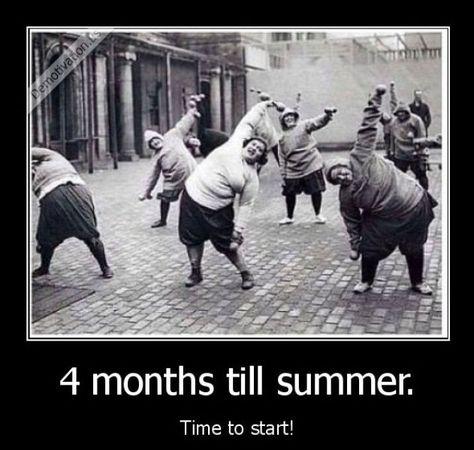 4 months till summer