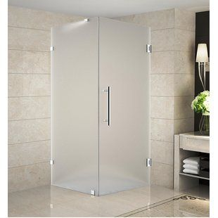 Aston Bromley Gs 72 X 72 Rectangle Hinged Shower Enclosure Shower Enclosure Square Shower Enclosures Frameless Hinged Shower Door