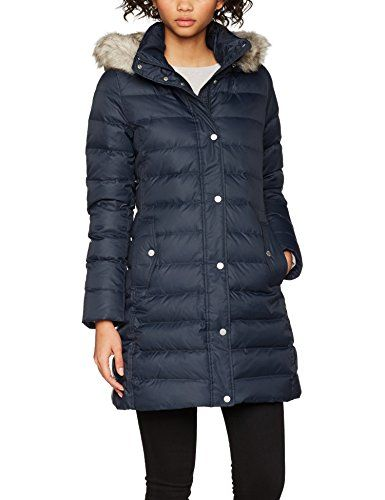 Tommy Hilfiger Womens New Tyra Down Coat