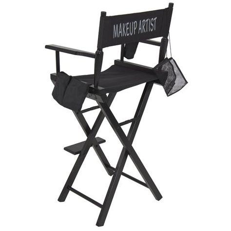 Professional Makeup Artist Directors Chair Light Weight Foldable New Http Www Furnituressale Com Pr Makeup Artist Chair Makeup Chair Makeup Artist