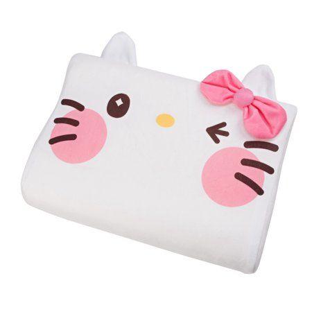 Sanrio Yurukawa Characters Pink Foam Pillow