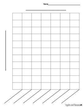 M M Bar Graph Template Bar Graph Template Bar Graphs Blank Bar