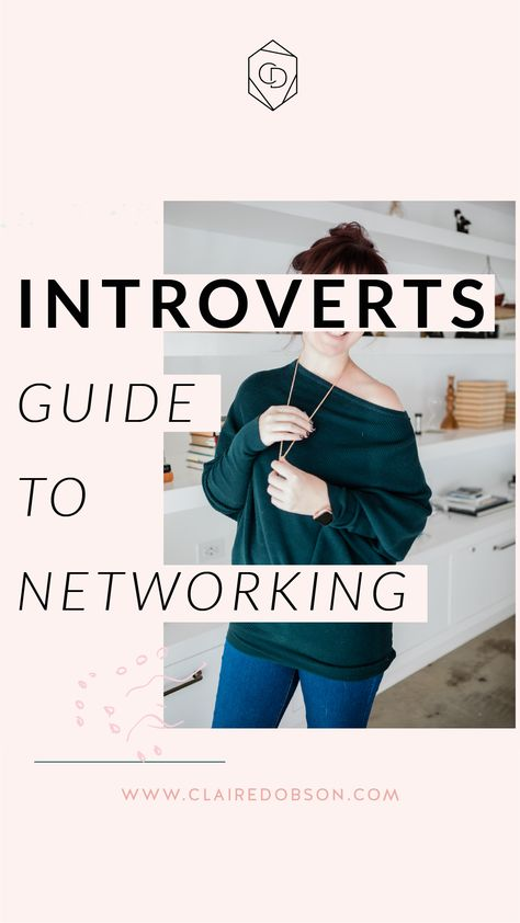 How to Network Like a Pro, Even as an Introvert