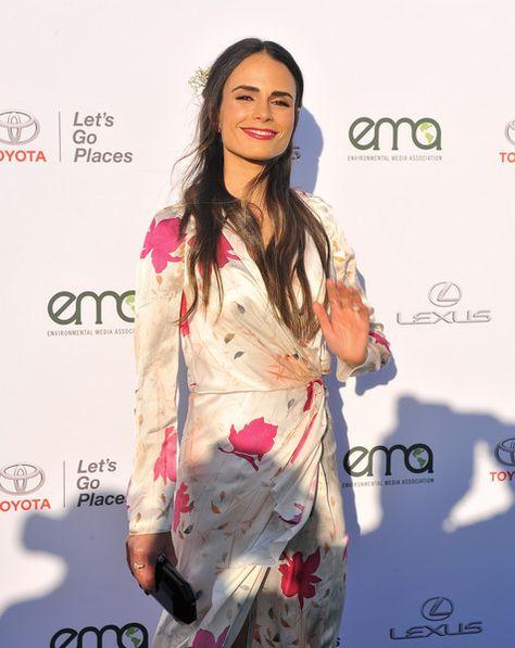 Jordana Brewster attends the Environmental Media Association's 27th Annual EMA Awards.
