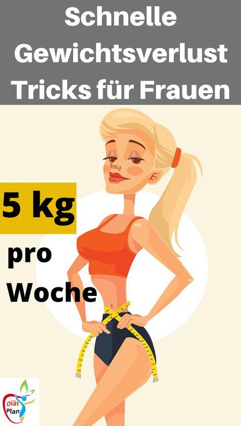 Wie man bei 1 Woche Frauen Gewicht verliert