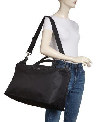 Longchamp Le Pliage Neo Large Travel Bag Handbags - Bloomingdale's ...