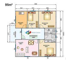Marvelous Prefabricated House, Prefabricated House Direct From Laizhou Hongshengda  Machinery Co., Ltd. In