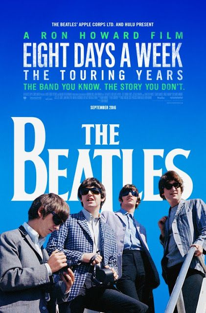#BEATLES #THEBEATLES EIGHT DAYS A WEEK - THE TOURING YEARS...