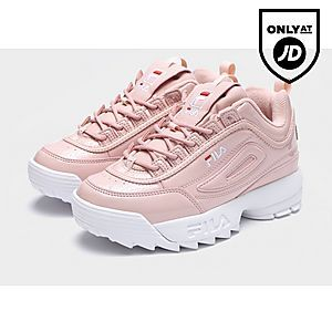 Fila Disruptor II Women's | Sneakers, Cute shoes, Fila ...