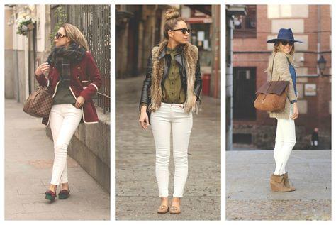 outfit casual con jeans invierno - Buscar con Google