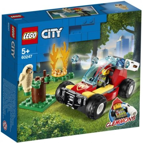 Forest Fire Lego City 60247 Lego City Lego In 2020 Lego City Lego City Fire Lego City Police