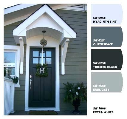 Sherwin Williams Navy Blue Naval Front Door Excellent Best