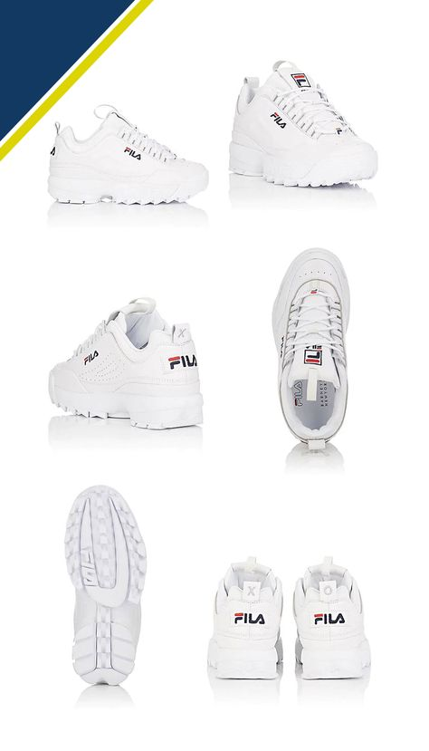 5568575aefe48 FILA Women s Disruptor 2 Lux Leather Sneakers