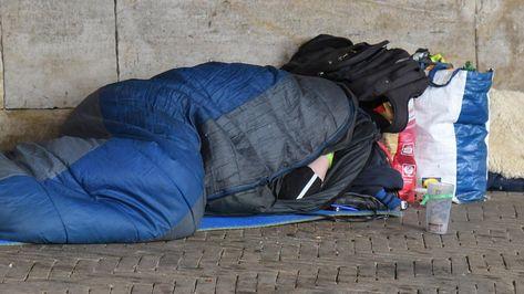 Obdachlosigkeit: Zahl der Wohnungslosen steigt um bis zu 20 Prozent