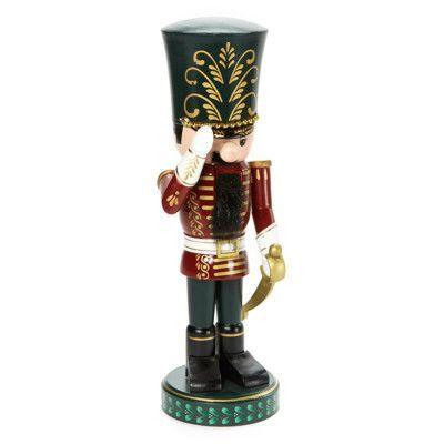 The Whitehurst Company, LLC Zim's Heirloom Collectible Nutcracker The Cadet