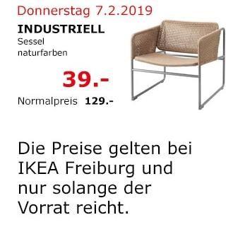Ikea Freiburg Industriell Sessel Naturfarben Ikea
