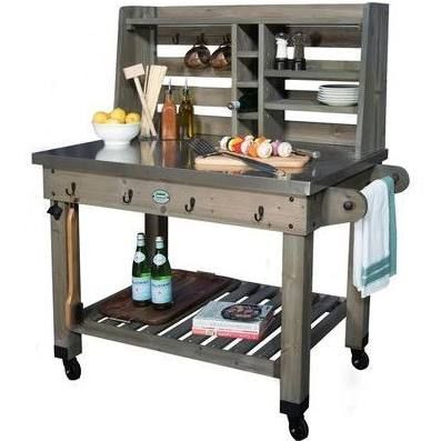 Outdoor Cart Debbie Flinchpaughkirby In 2020 With Images Outdoor Kitchen Grill Outdoor Kitchen Outdoor Kitchen Bars