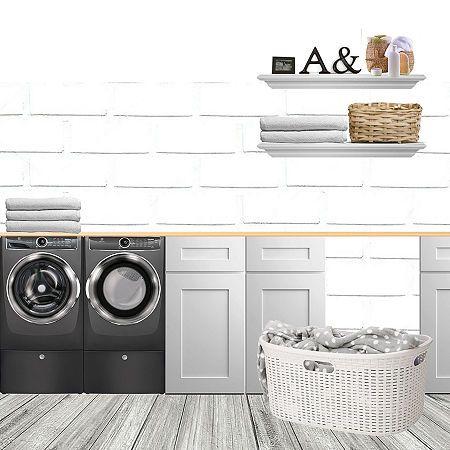 Mind Reader Plastic Hamper In 2020 Slim Laundry Basket Laundry