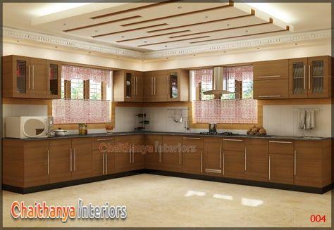 Modular Kitchen Kerala Style