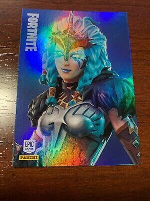VALKYRIE 294 LEGENDARY OUTFIT HOLOFOIL FORTNITE EPIC GAMES 2019