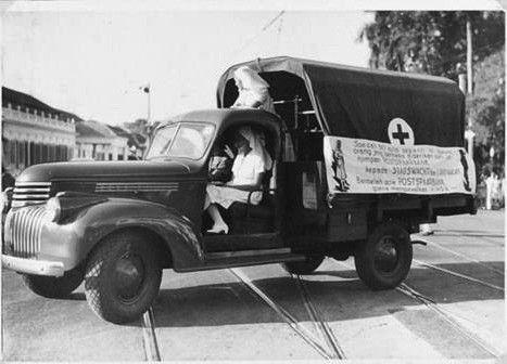 Mewarnai Mobil Ambulance Warna Buku Mewarnai Mobil