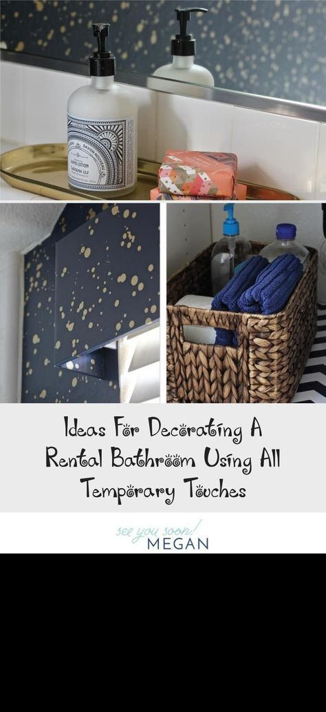 Bathroom Decor rental Check out these awesome and budget-friendly ideas for deco...,  #Awesome #Bathroom #BudgetFriendly #Check #Deco #Decor #diybathroomdecormermaid #ideas #rental