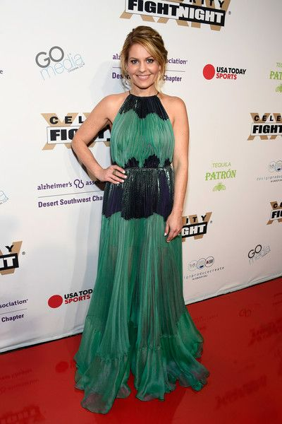 Candace Cameron-Bure attends Celebrity Fight Night XXIV.