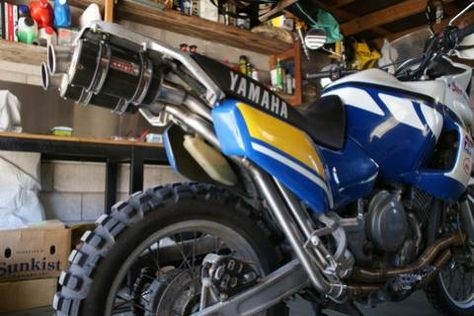Yamaha Xtz750 Yze850 Dakar Rally Replica Special Super Tenere