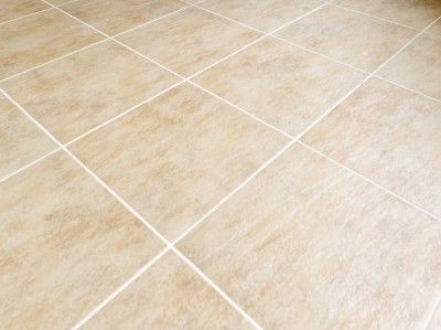 Beton Mineral Sur Carrelage With Images Tile Floor Flooring Tiles