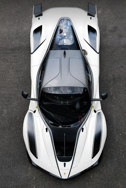 Ferrari Laferrari FXX
