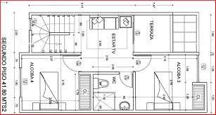 Resultado De Imagen Para Como Hacer El Plano De Una Casa Autocad Planos Planos De Casas Disenos De Casas