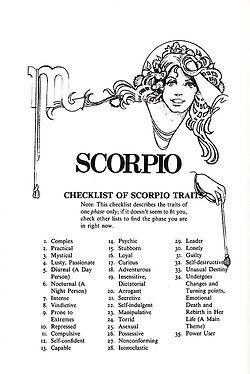 Scorpio ~ | Scorpio | Scorpio traits, Astrology scorpio, Scorpio