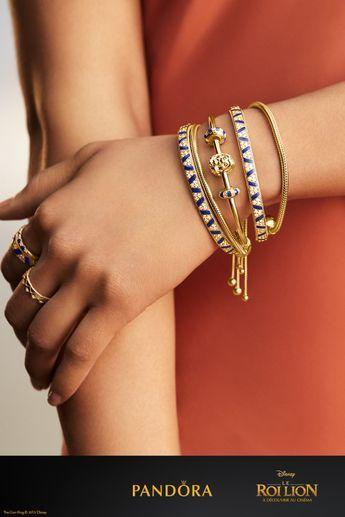 Découvrez la Collection inspirée par le Roi Lion. Des bijoux à ...