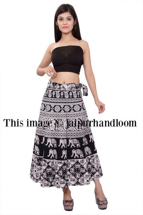 2b23d7005ed8c women rapron skirts women clothing mandala print dress Tea & Casual Dresses  wrap around midi skirt