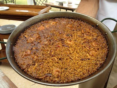 Arroz A Banda Restaurante Dos Pimientos Recetas De Comida